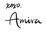signature amirablack-xoxo